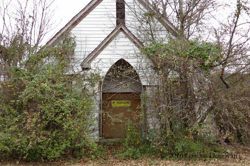 Church Entryway