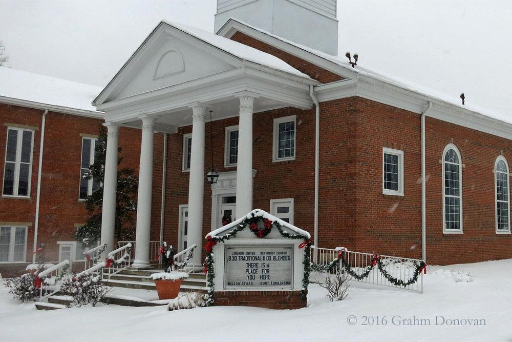Laurel Springs Church -