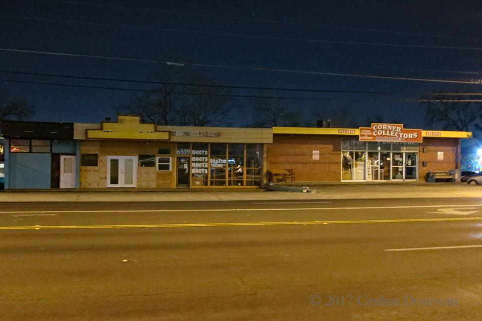 Centennial Liquor - Across the Street