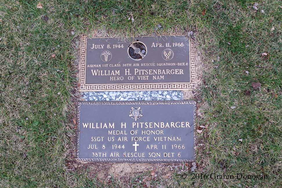 William H. Pitsenbarger, Hero of Viet Nam