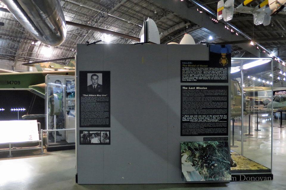 Pitsenbarger Exhibit