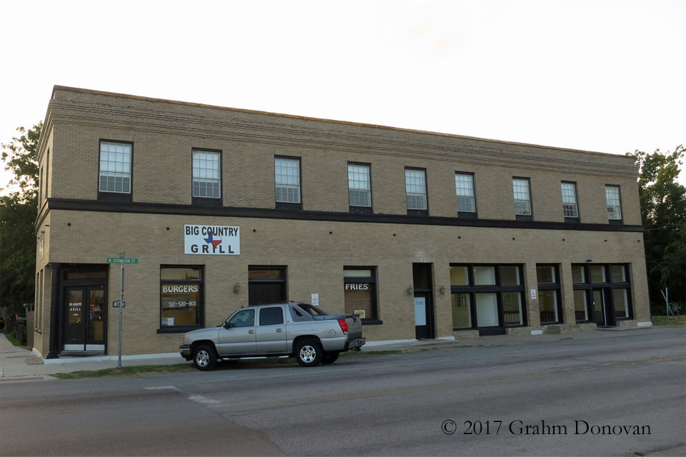 Carver's Insurance Building