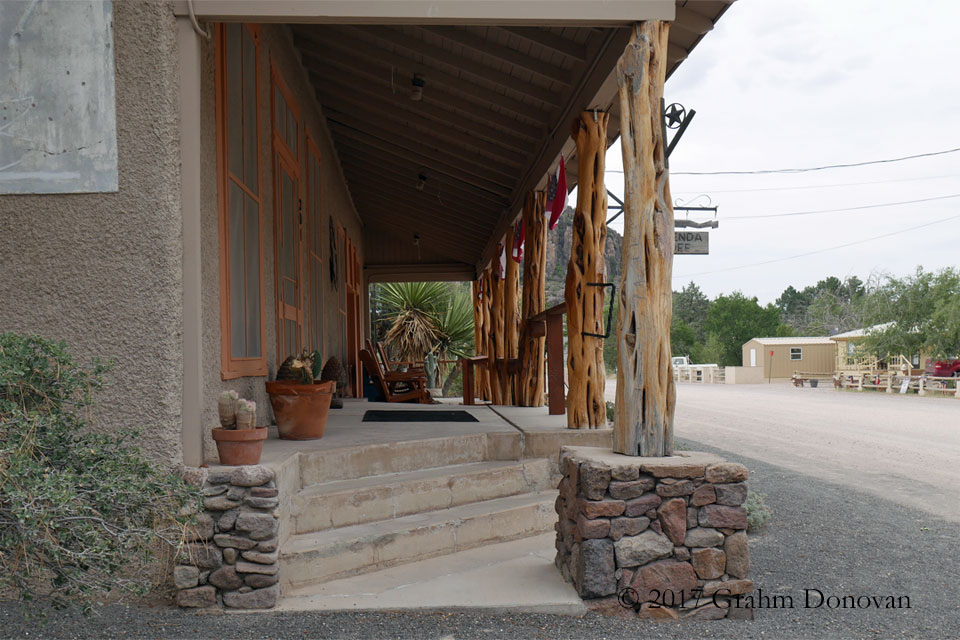 General Store Porch