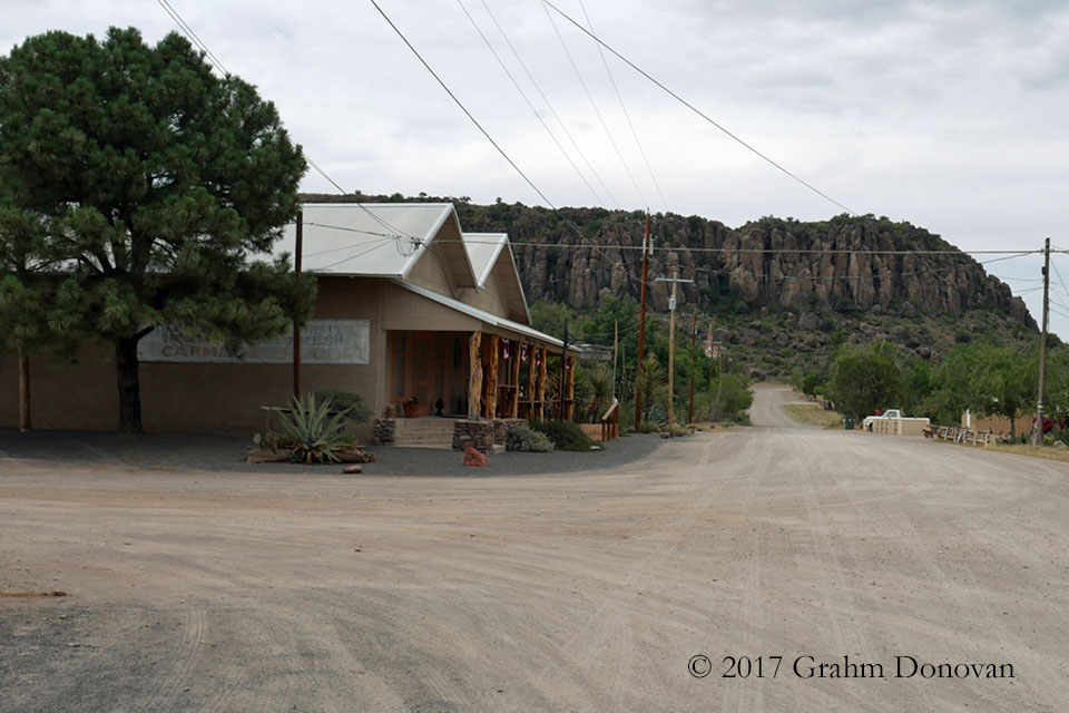 General Store and the main drag