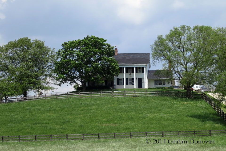 The Newton Farm from  Harper Valley P.T.A. , as seen in May 2014