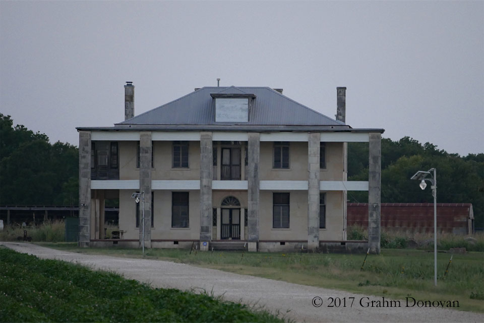 The Hewitt house from  The Texas Chainsaw Massacre  (2003)