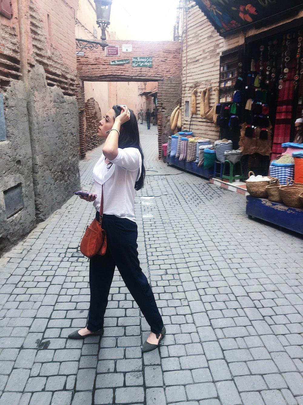 Karlabeetravels_Marrakech_Souks