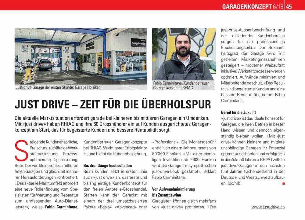 AUTO&Wirtschaft 06/2018