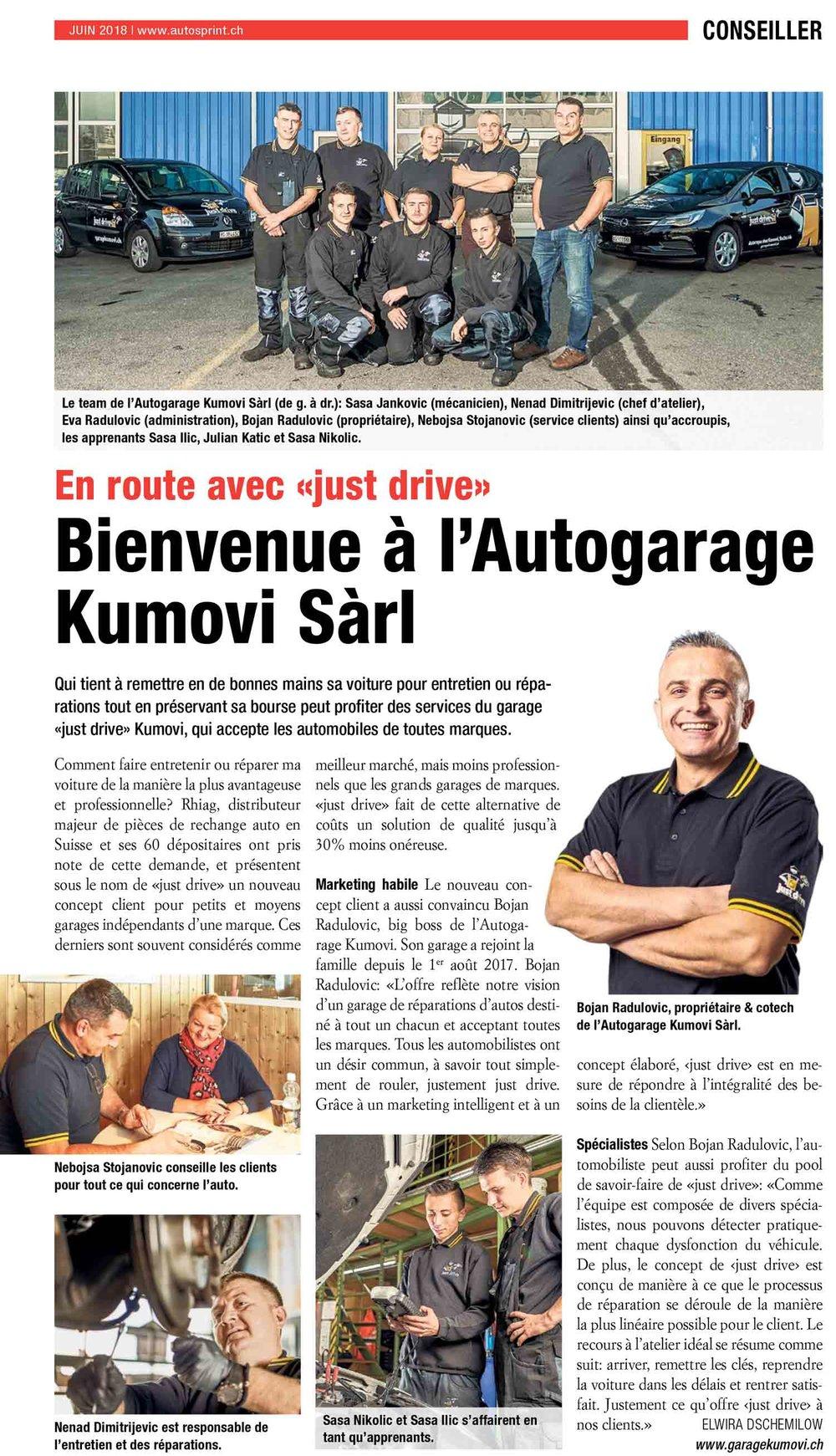 AutoSprintCH 06/2018