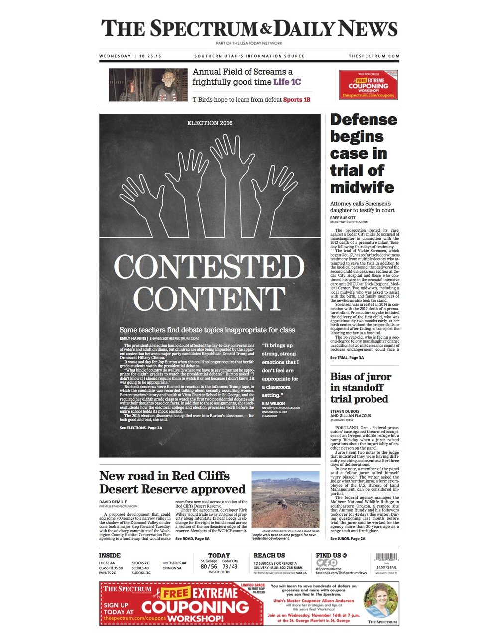 Contested Consent