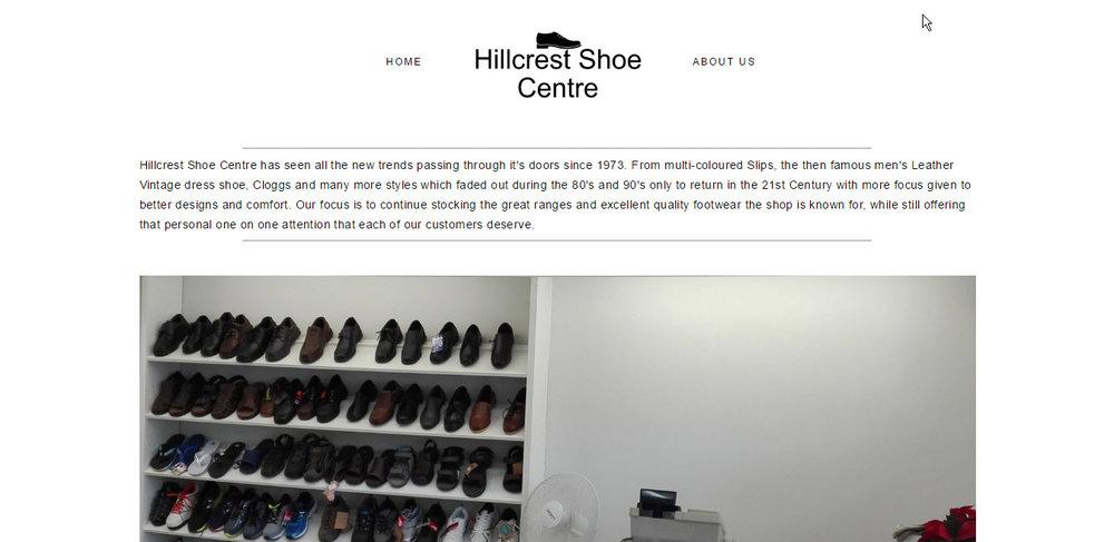 Hillcrest Shoe Centre