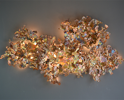 Copper Leaf wall light.JPG