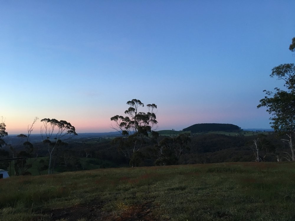 Daylesford, Australia.