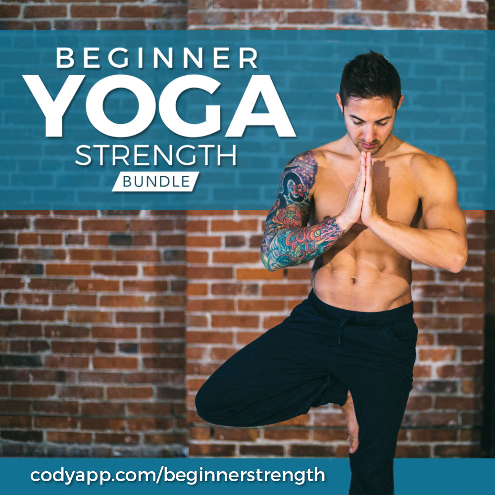 Beginner Yoga Strength Bundle    I will teach you to how to develop and strengthen your entire body in ways not found in your normal Yoga class! We will build your skills from the ground up – going step-by-step through each posture and movement to ensure proper form and technique.
