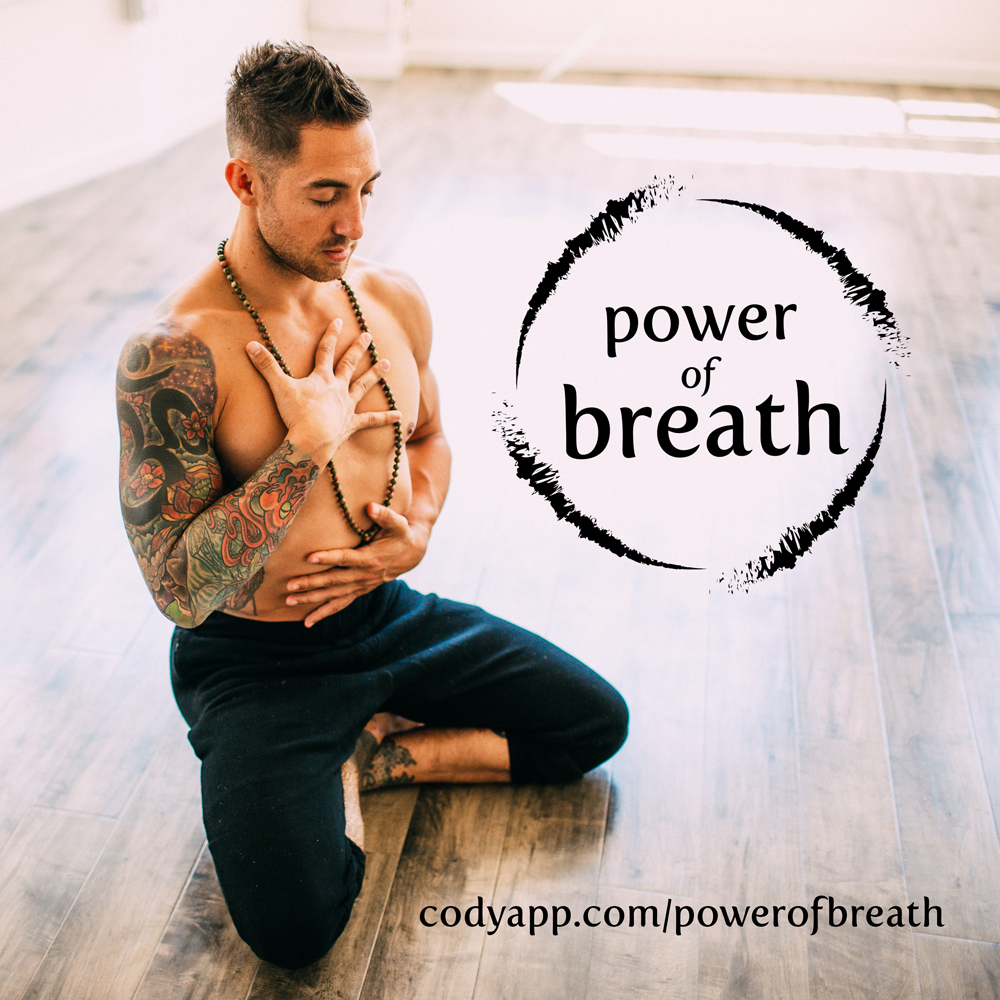 Power of Breath    This series will teach you several different breathing techniques and the benefits of each. I will guide you through different levels of complete pranayama, yin and asana practices that will bring you to your true power of breath.