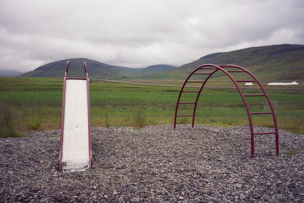 playground alone