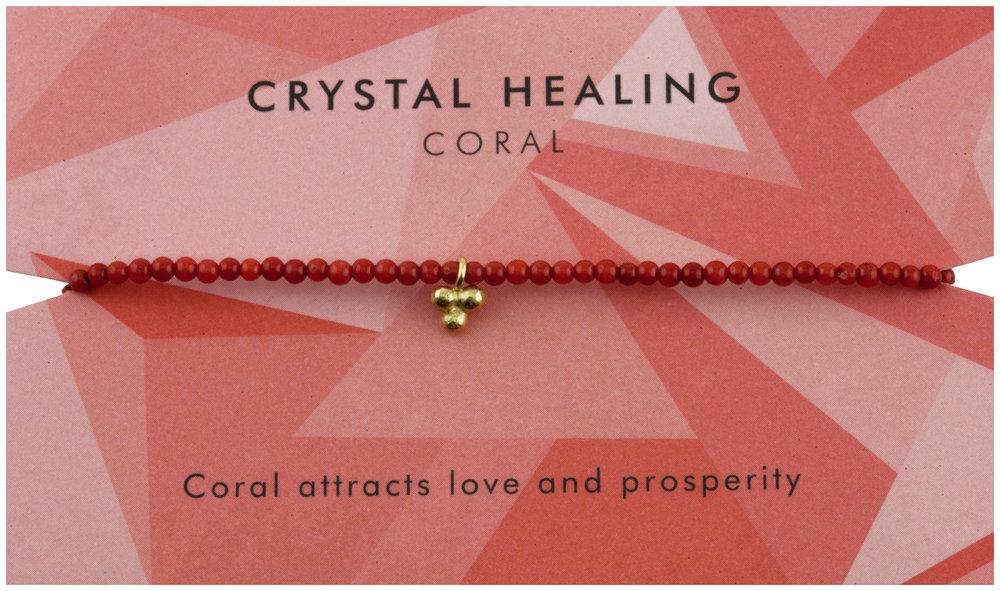 Healing Coral - £25.00