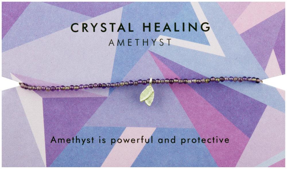 Healing Amethyst - £25.00