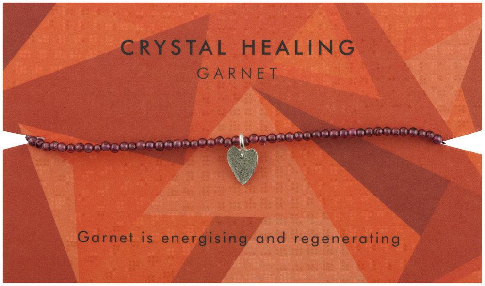 Healing Garnet - £25.00
