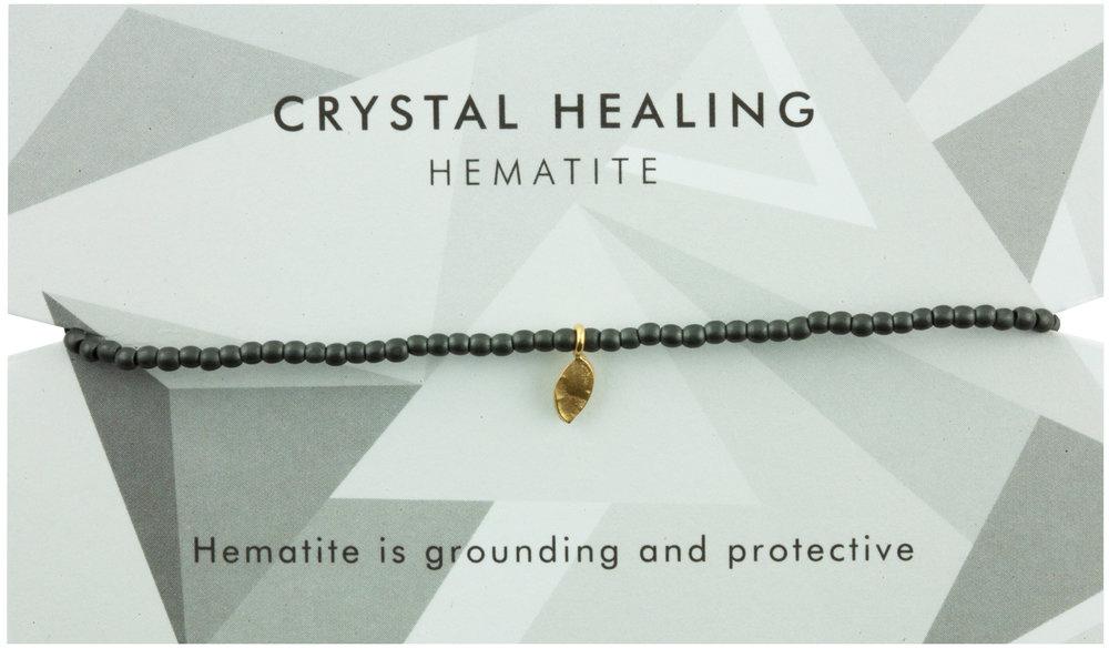 Healing Hematite - £25.00