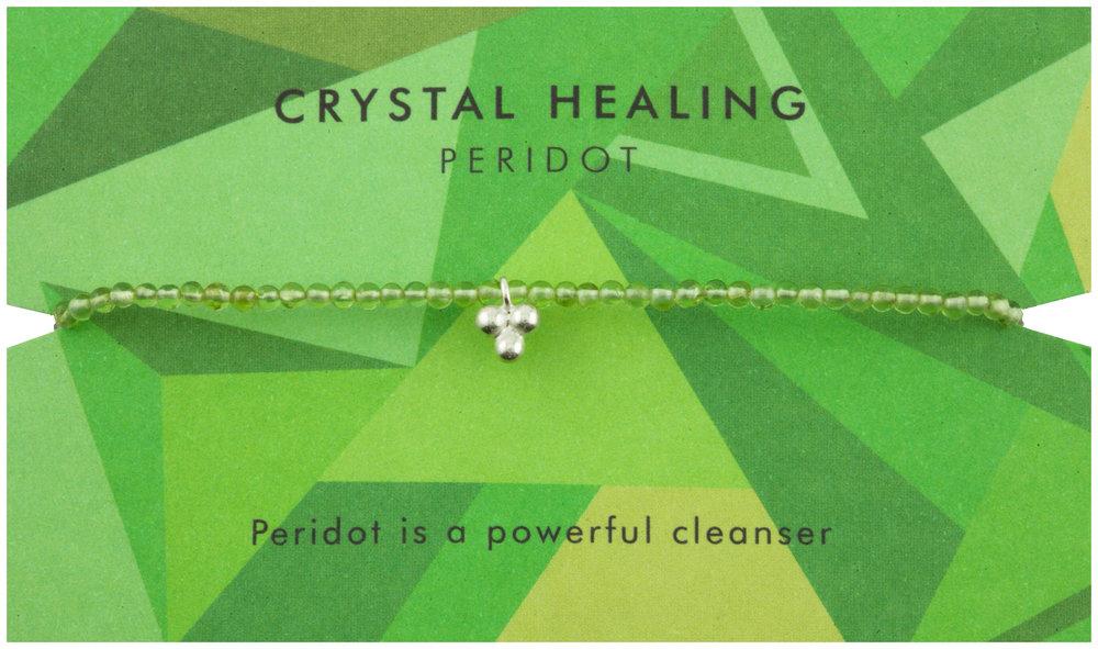 Healing Peridot - £25.00