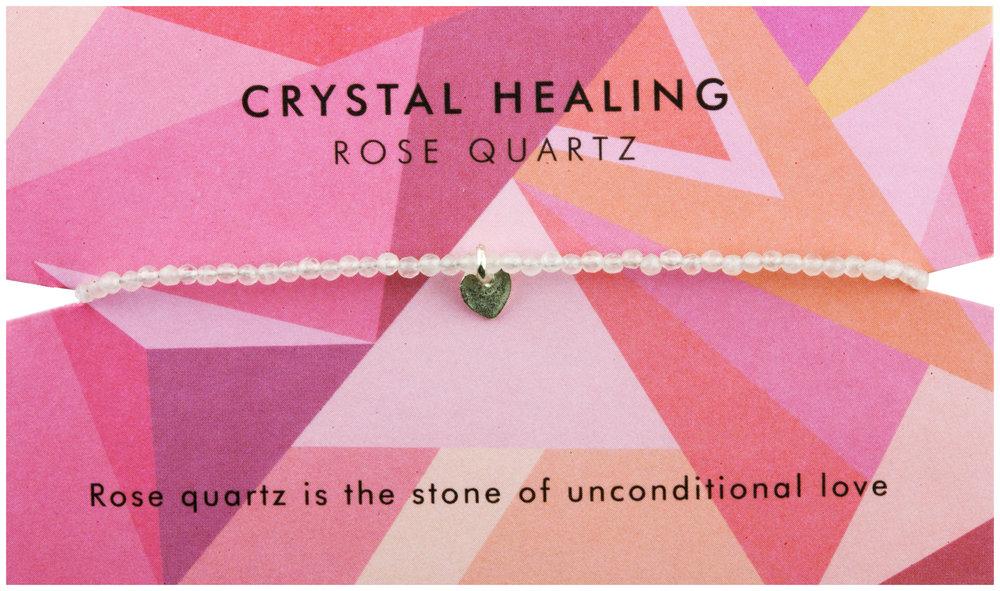 Healing Rose Quartz - £25.00