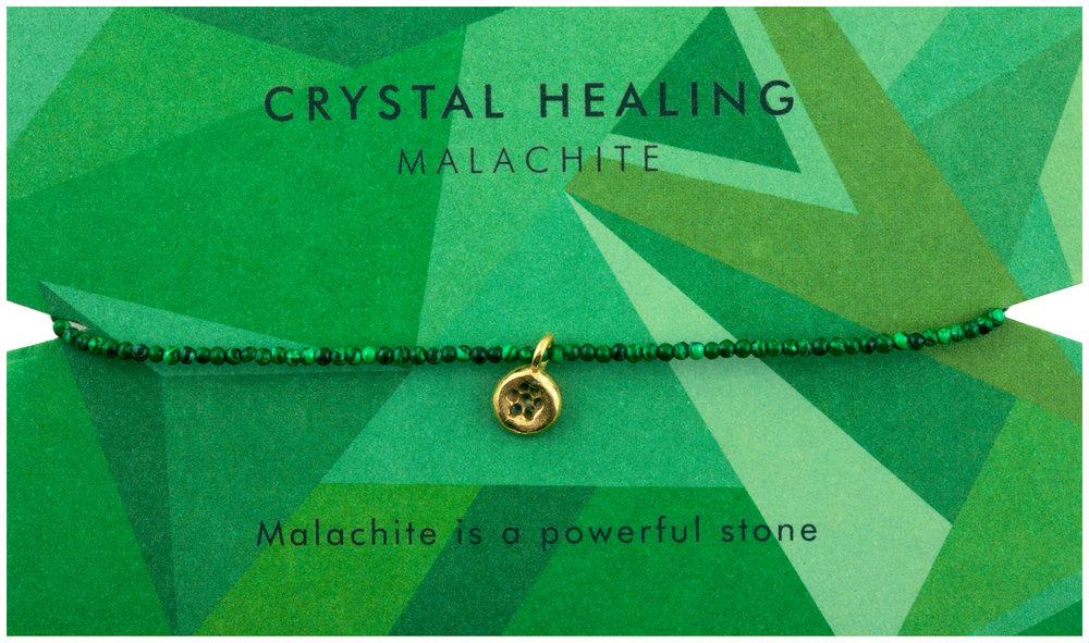 Healing Malchite - £25.00