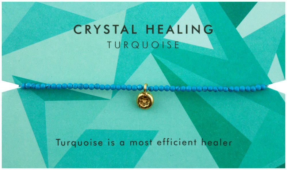 Healing Turquoise - £25.00