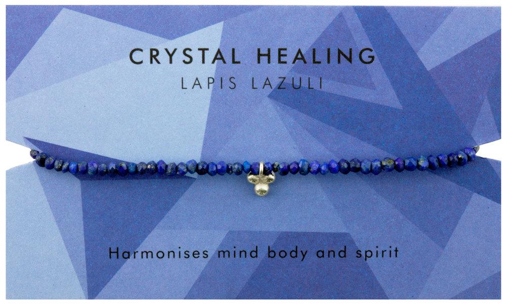 Healing Lapis Lazuli - £25.00