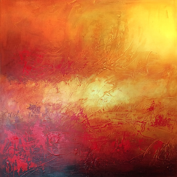 'Red Sky at Night'     SOLD