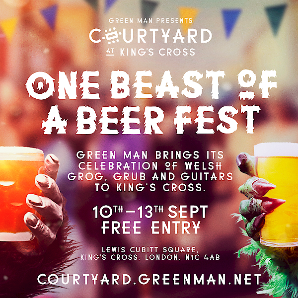 Courtyard Beer Festival