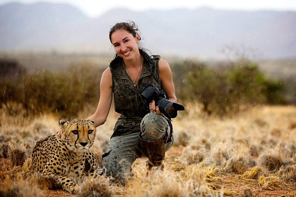 Interview with wildlife photographer Shannon Wild