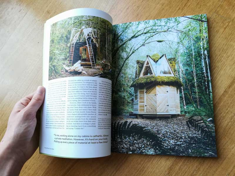 Another Escape, an independent magazine covering outdoor lifestyle and sustainable living
