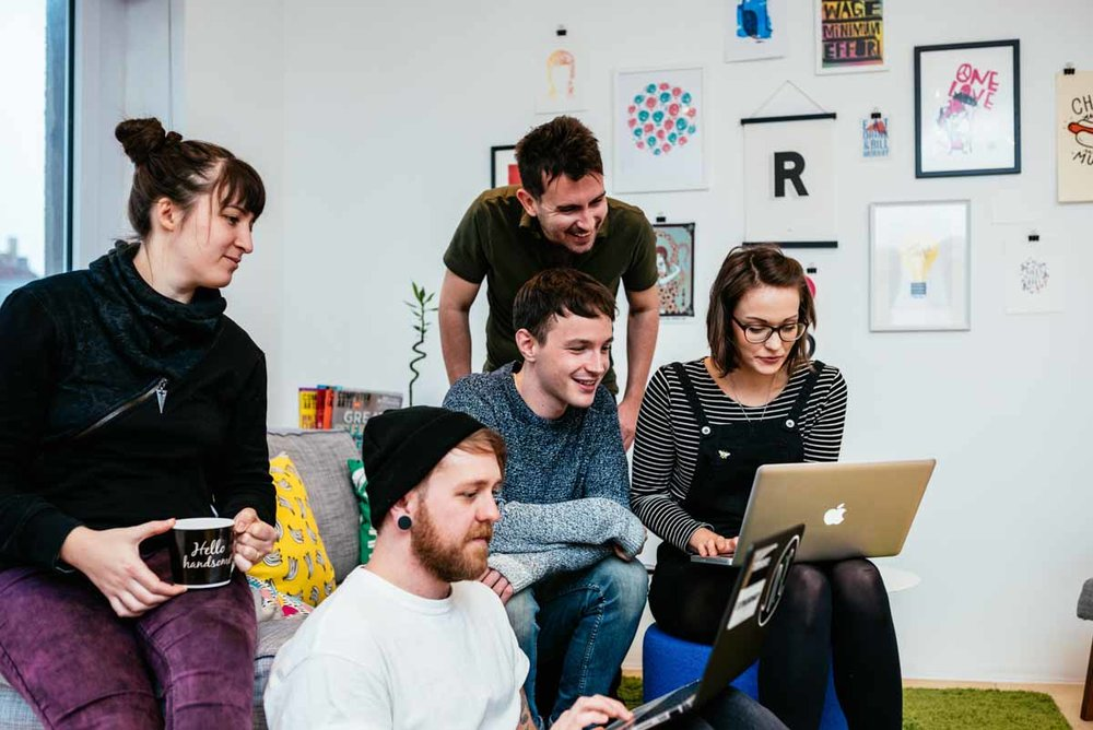 Rabble Studio, a coworking space in Cardiff