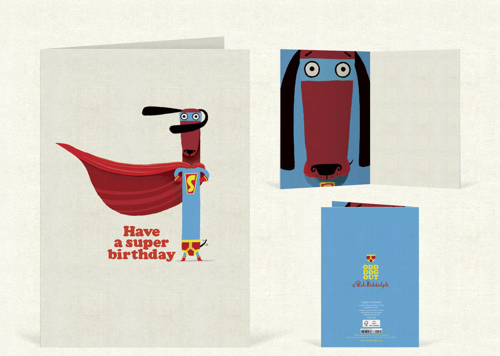 Super Birthday   (97mm x 147mm). Click   here   to buy.