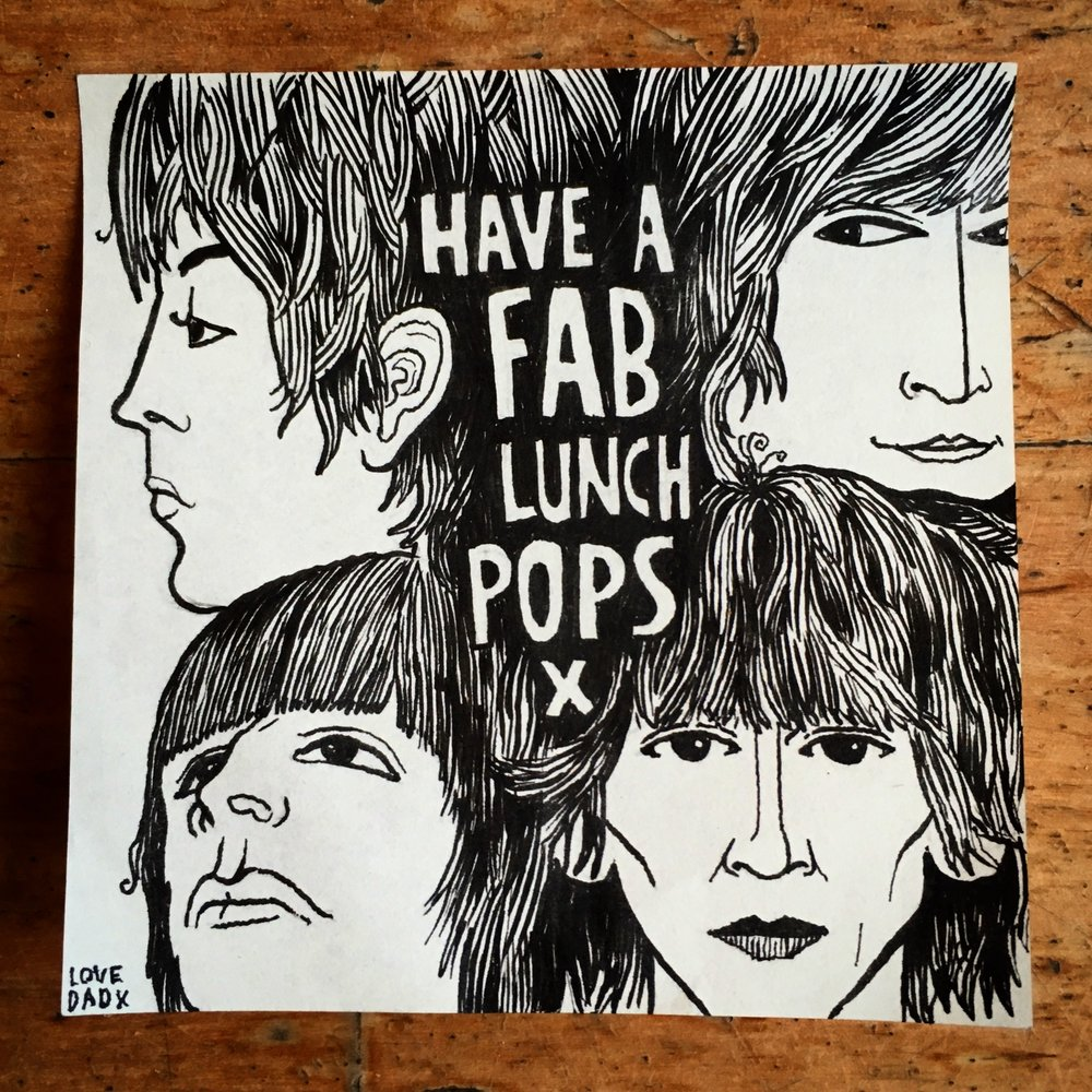 The Fab Four (the Beatles)