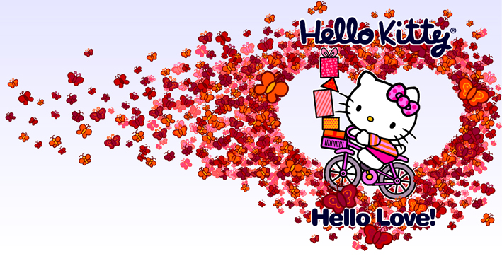 Hello Kitty Hello Love