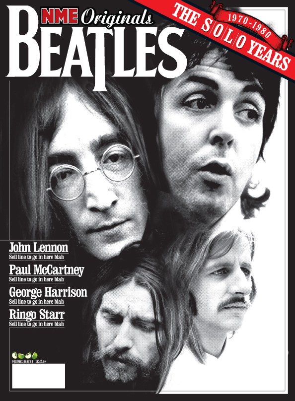Beatles one-shot magazine