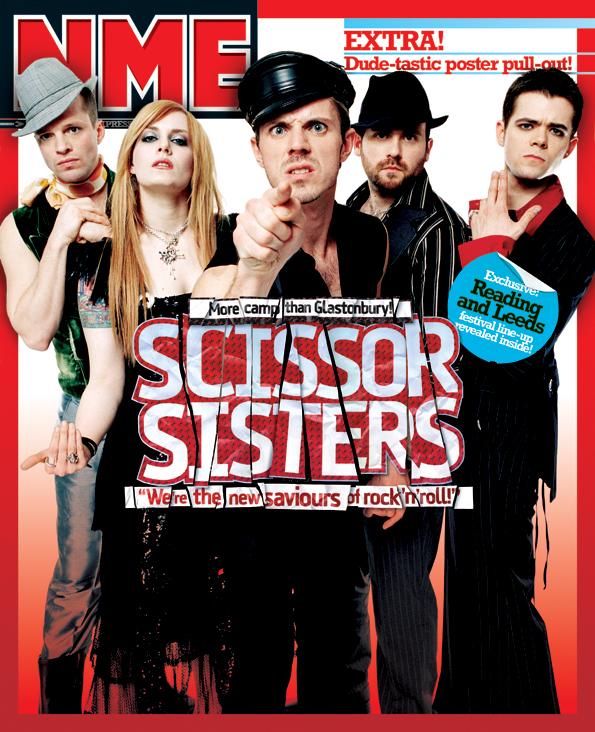 Scissor Sisters cover