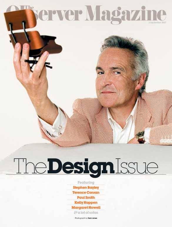 The Design Issue cover