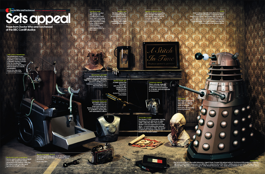 Dr Who feature