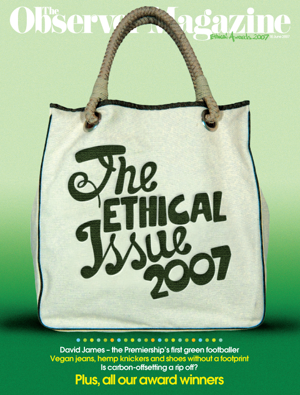 Ethical Issue 2007 cover