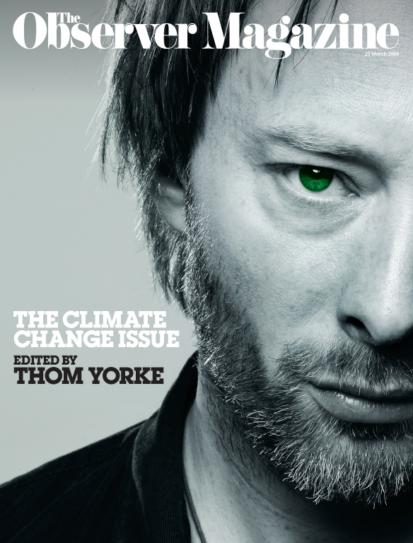 Thom Yorke cover