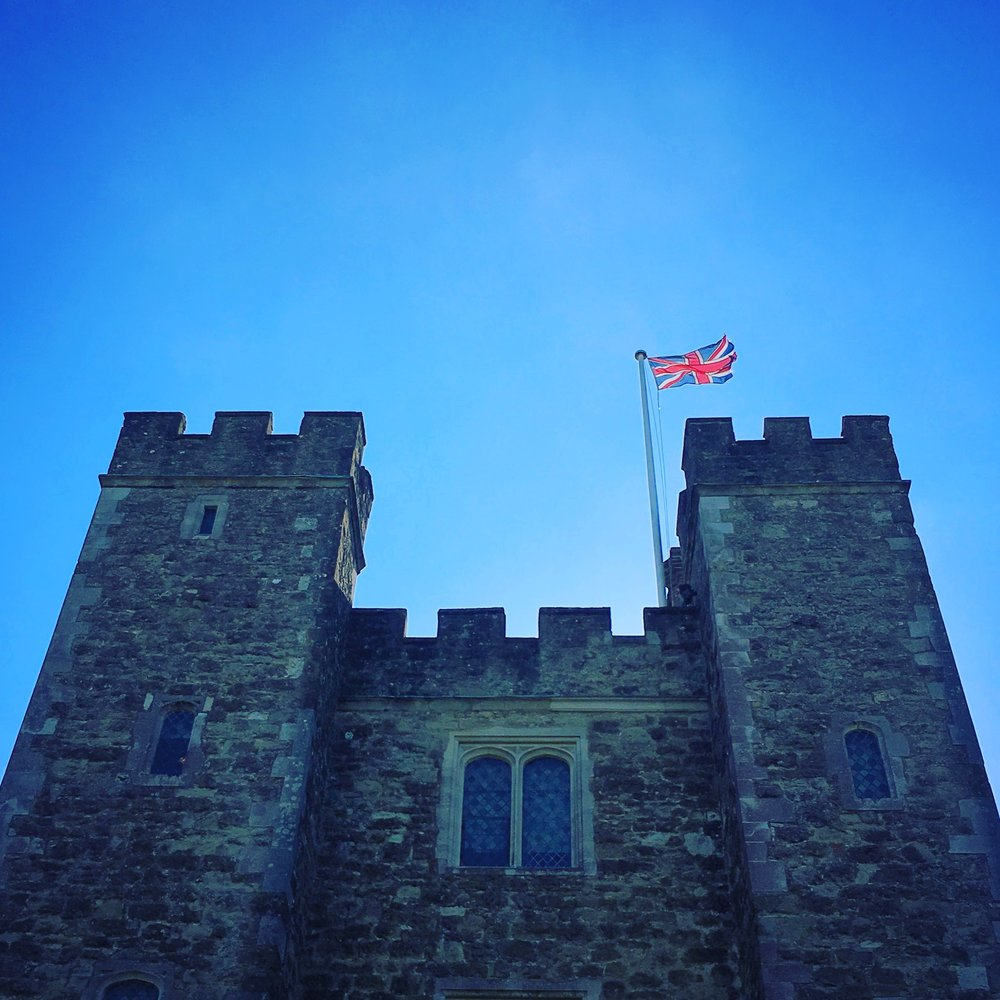 The magnificent Knole Castle in Sevenoaks, host of the National Trust Children's Book Festival.