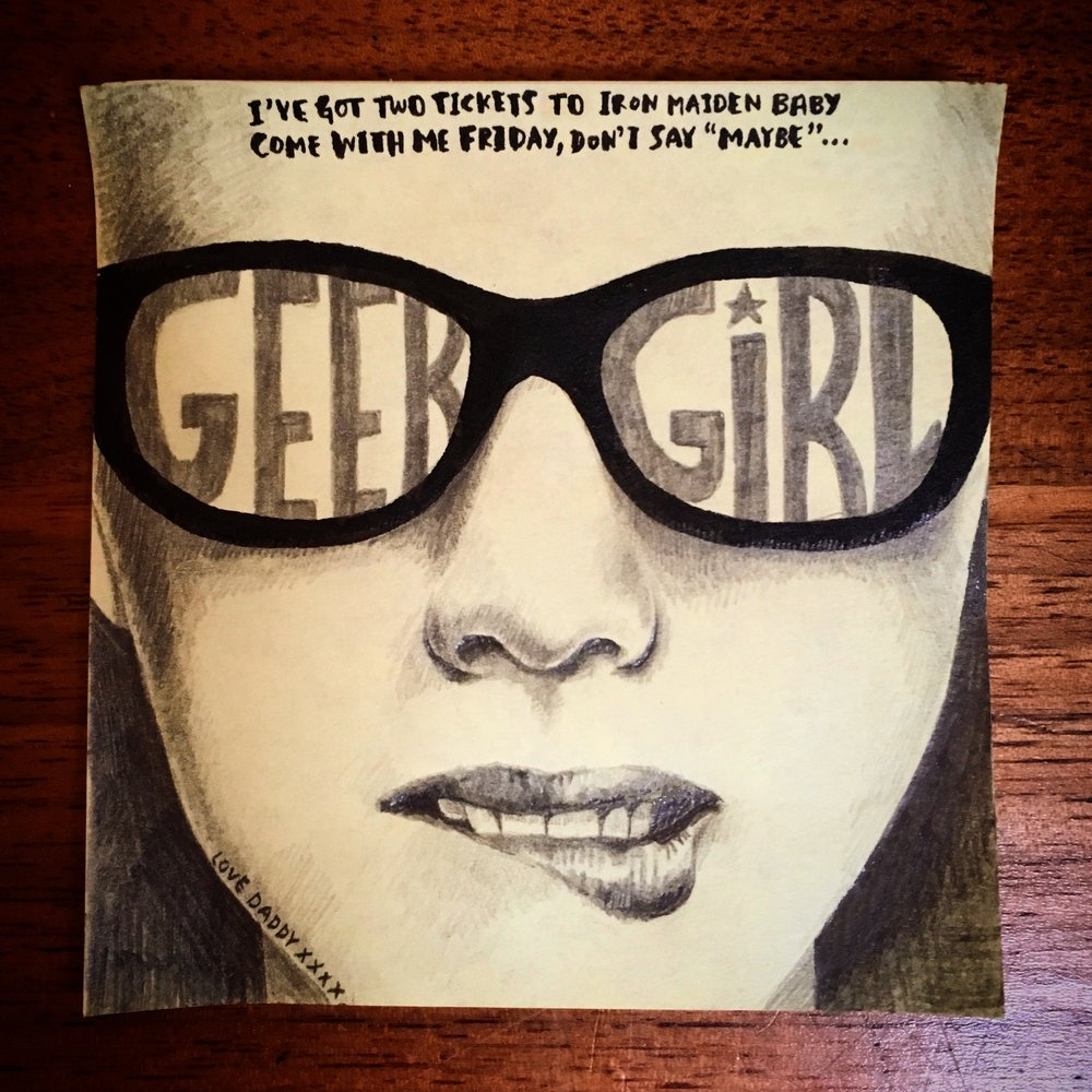 Geek Girl (from the books by Holly Smale)
