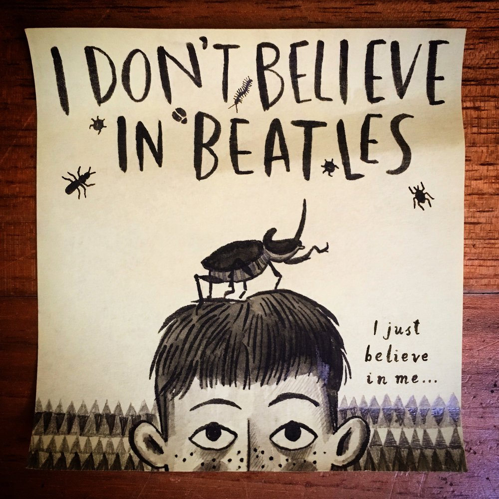 Beetle Boy (from the books by MG Leonard)
