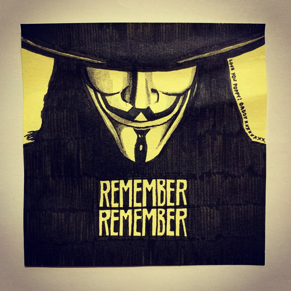 Guy Fawkes (V for Vendetta)