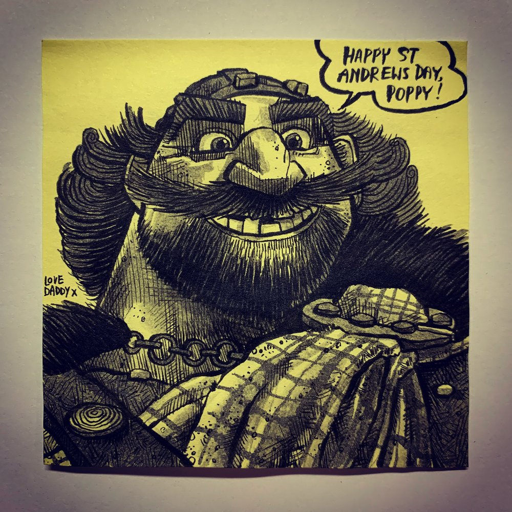King Fergus from Brave