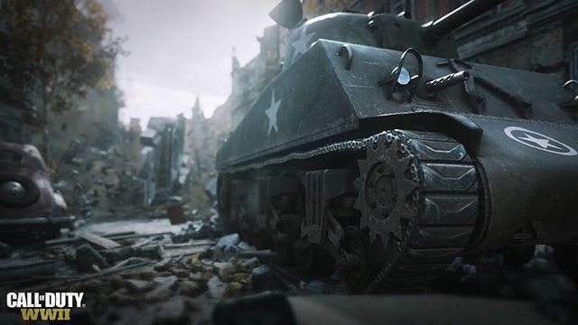 The Call of Duty: WWII beta is out in a couple of months, what platform will you be playing it on? . . . #battlemats #pcmasterrace #battlestation #gamingsetup #pcgaming #gaming #callofduty #wwii #activision #fps #pcmasterrace