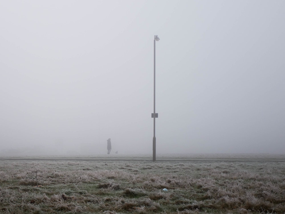 Blackheath foggy walk